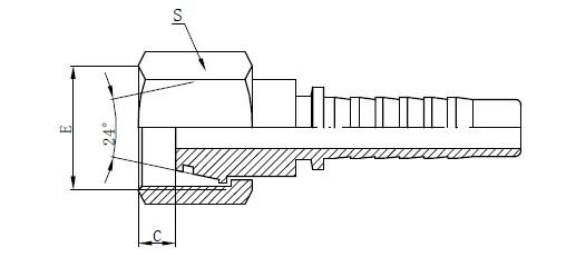 Hidraulički sklop rezervnih dijelova