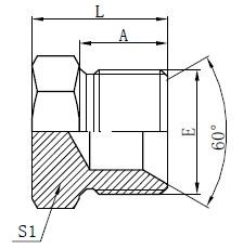 Crtanje hidrauličnih čepova